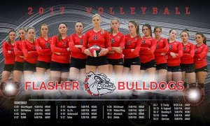 FHS 2017 Volleyball